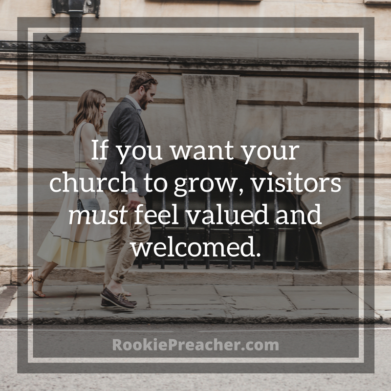 3 Stage Path to Guiding Church Visitors to Become Church Regulars