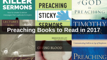 Preaching Books to Read in 2017