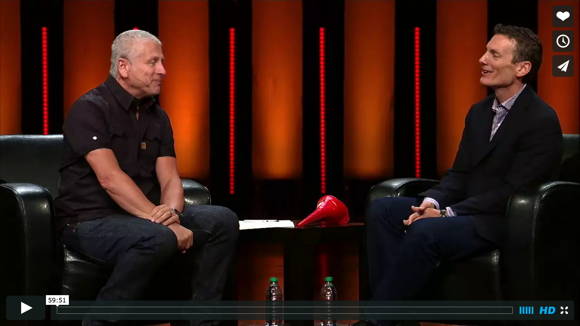 Louie Giglio on Preaching