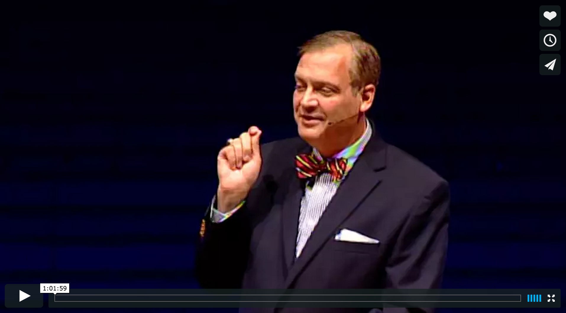 Albert Mohler on Why Expository Preaching Matters