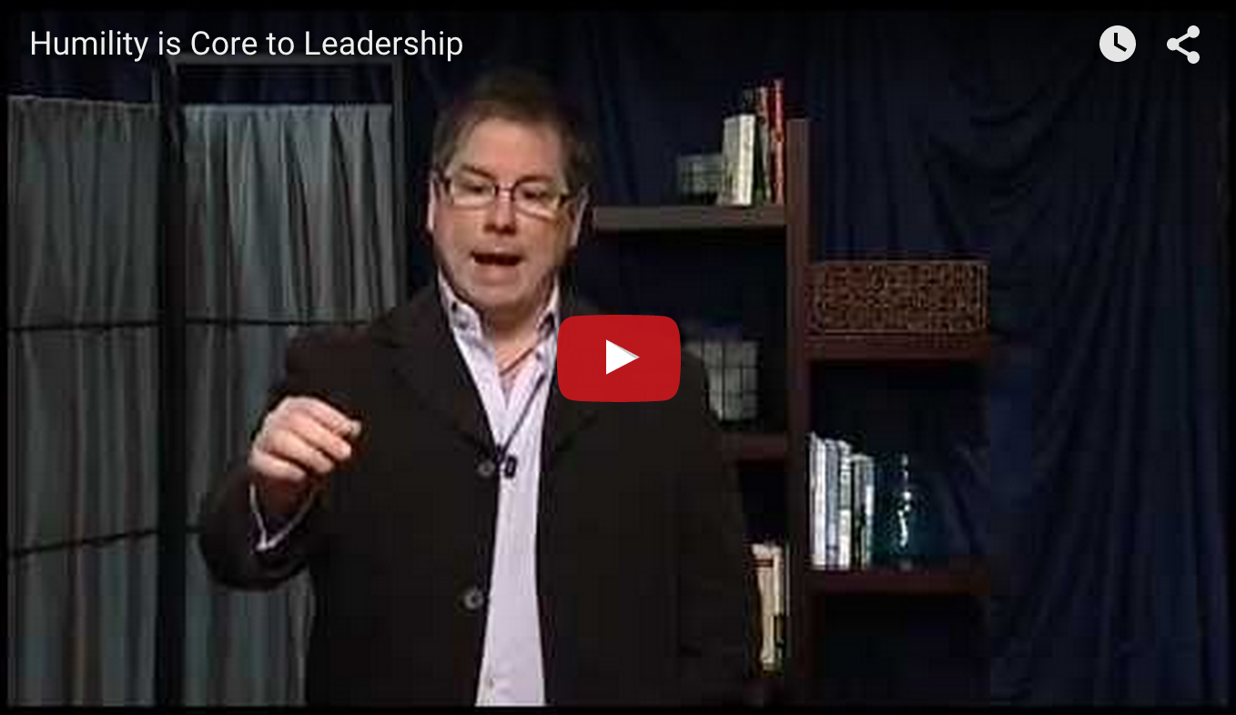 Want to Be a Better Leader? Be Humble