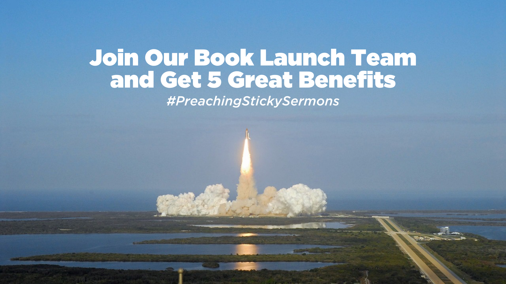 Join Our Book Launch Team and Get 5 Great Benefits