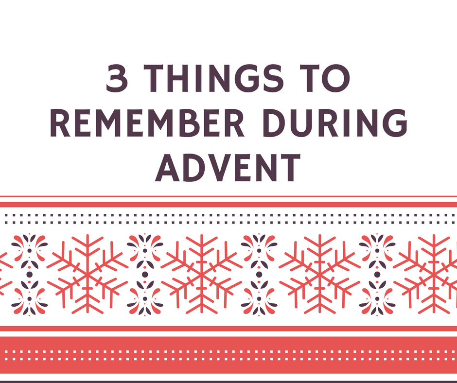 i want to provide you with three things that all pastors and preachers need to remember during this time of advent no matter if you tie directly into the