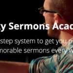 Sticky Sermons Academy Graphic